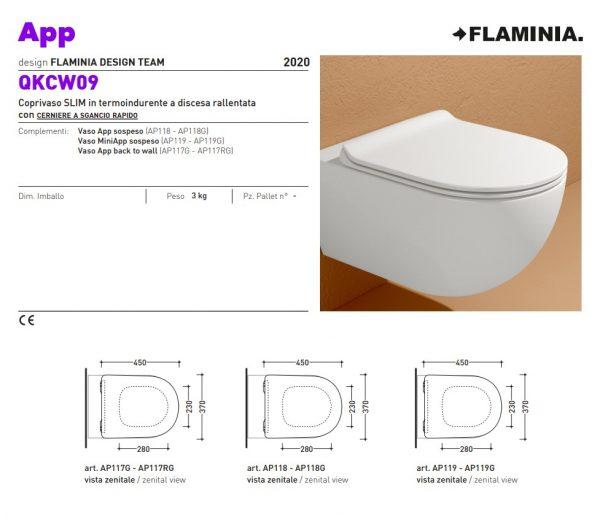 App toiletzitting QKCW09 Slim